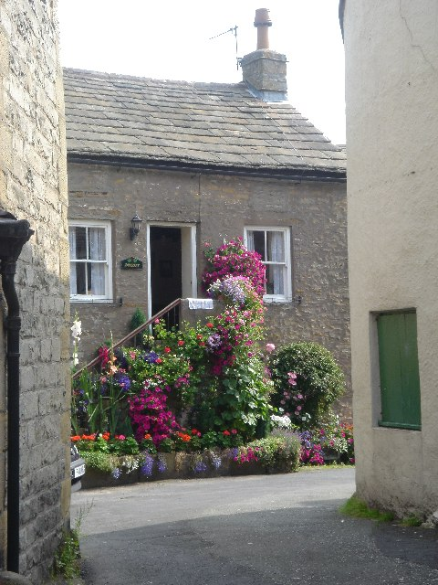 Quiet corner in Alston