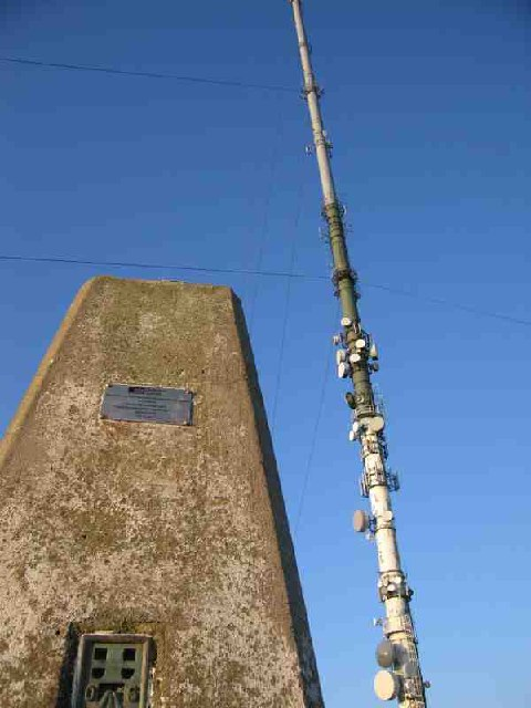 The Mendip Mast