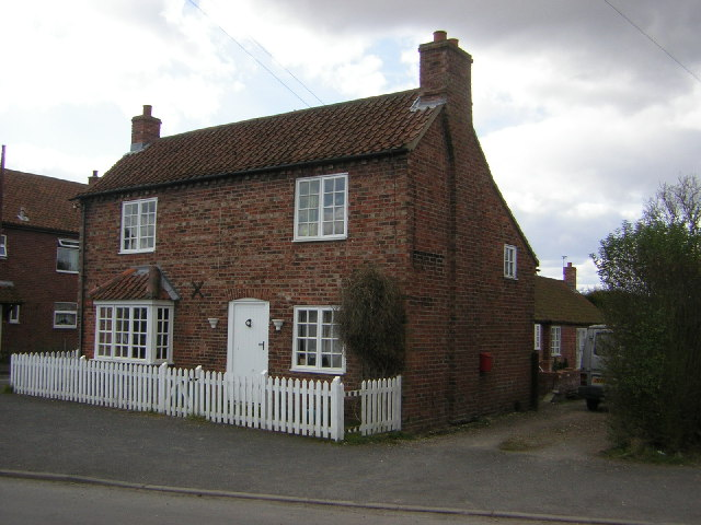Old Shop, Low Street, Harby