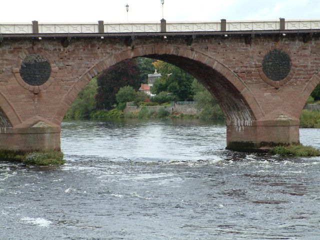 Old Bridge over the Tay