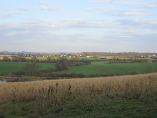View from near Darklane Copse
