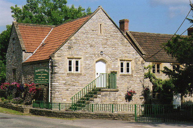 Wells, St Cuthbert Out: Burcott Mill