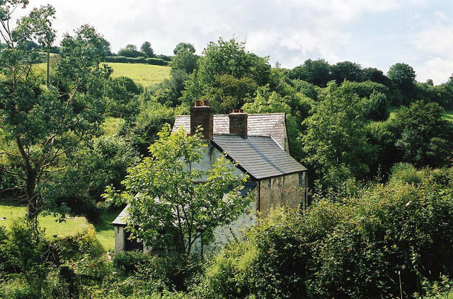 Old Cleeve: Pitt Mill, near Roadwater
