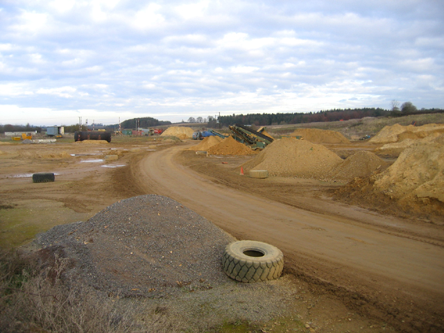 Southorpe Quarry, Peterborough