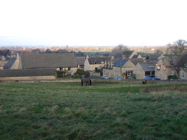 Ufford village, Peterborough