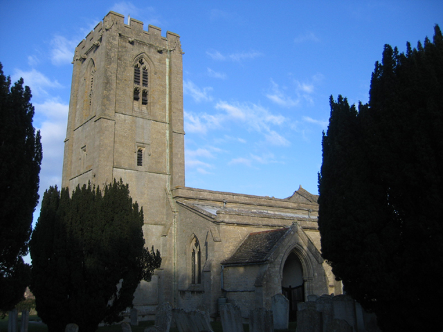 Church of St Andrew, Ufford, Peterborough
