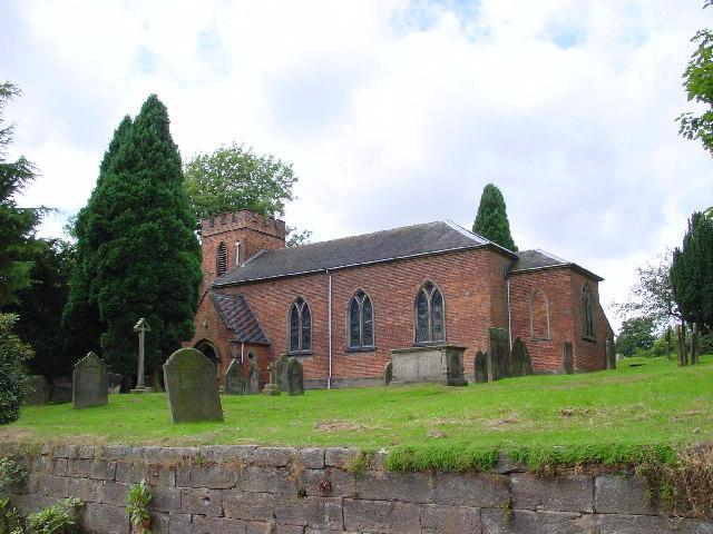 St Nicholas Church, Fulford