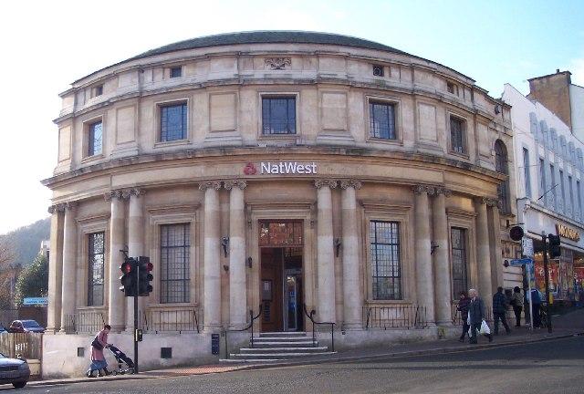 Natwest Bank Malvern