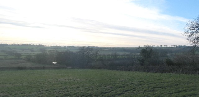 View to the west of Thorner