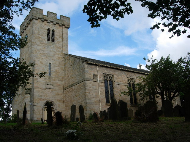 Church of St Margaret of Antioch, Tanfield