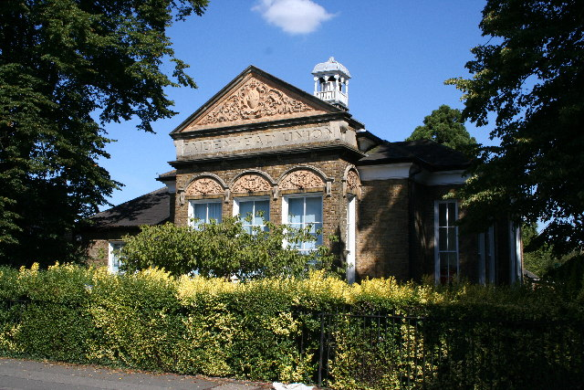 Maidenhead Union, St. Marks Maidenhead