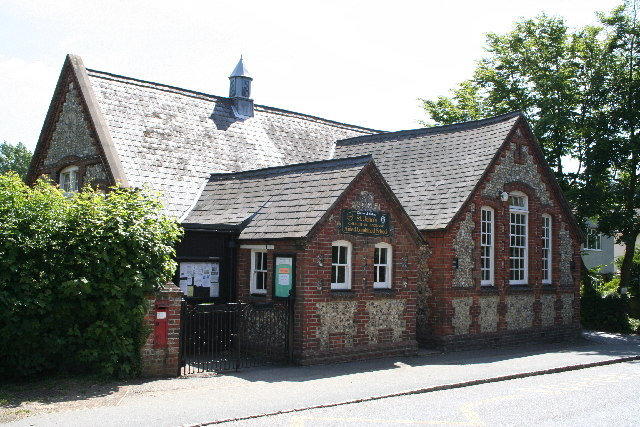 St. John's School, Lacey Green