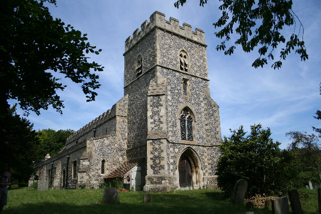 Great Kimble Church