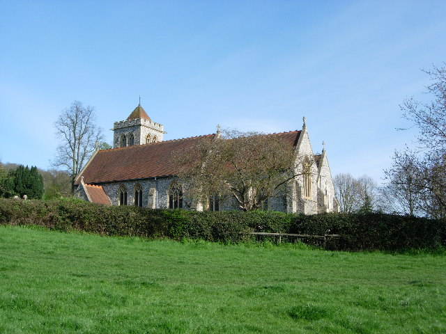 St. Michael and All Angels, Hughenden