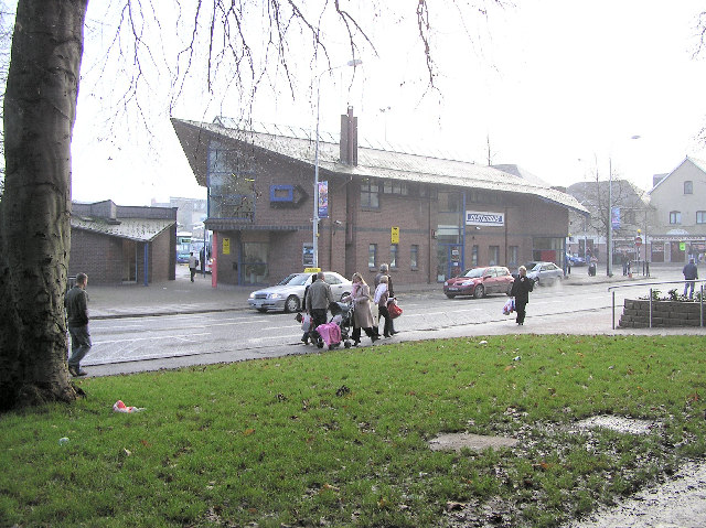 Omagh Bus Station
