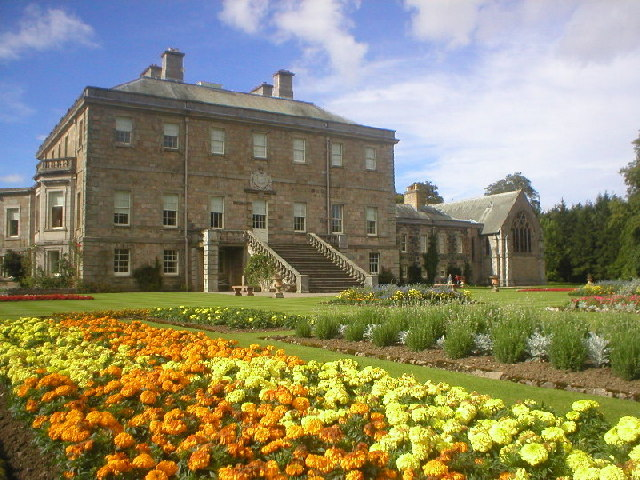 Haddo House and Gardens