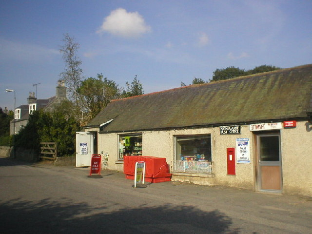 Montgarrie Post Office and Village Shop