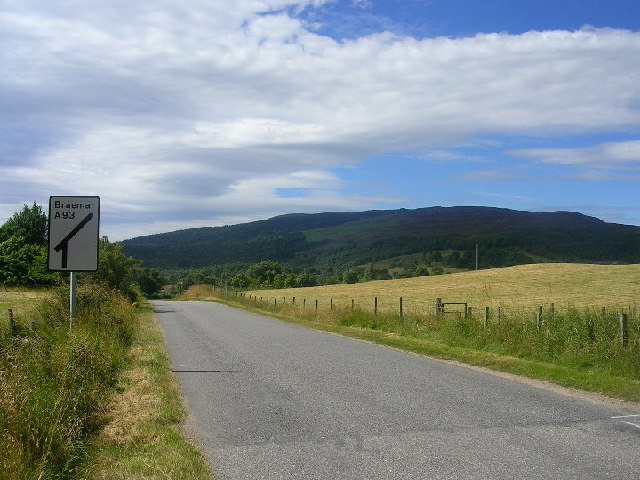 Road to Braemar