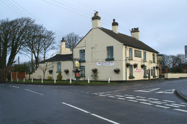 Classic country pub