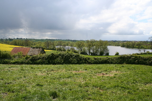 View of Saddington Reservoir