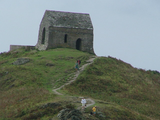 The chapel on Rame Head