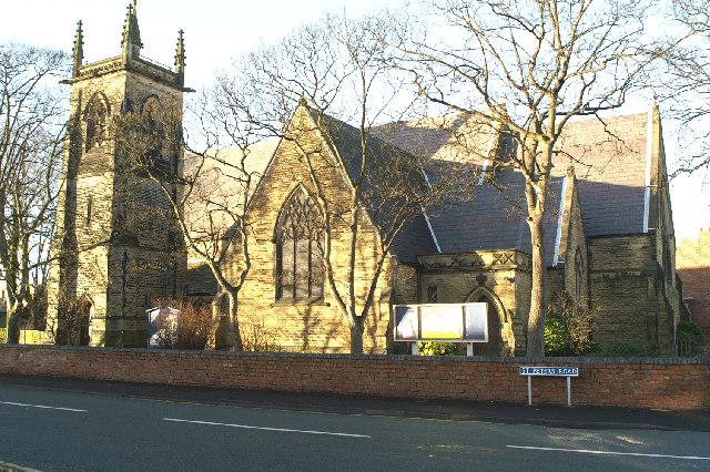 St Peter's Parish Church, Birkdale