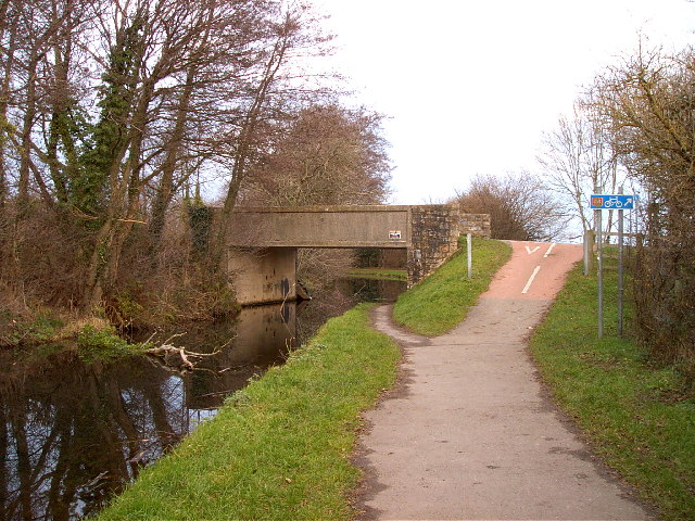 Bridge 46 Monmouth and Brecon Canal