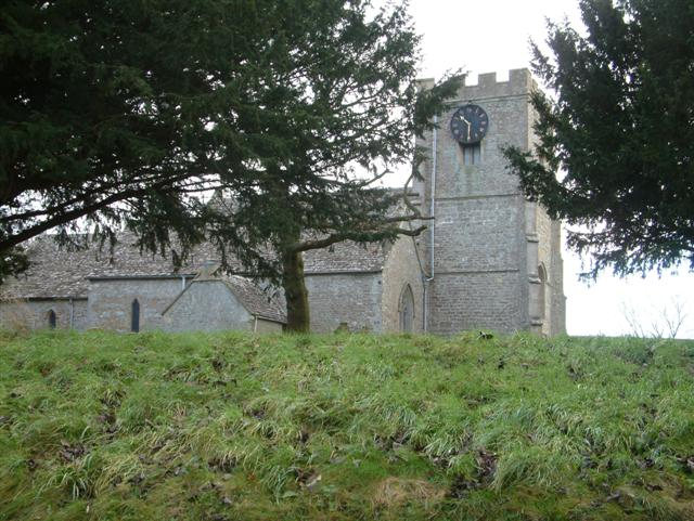 All Saints Church, Liddington