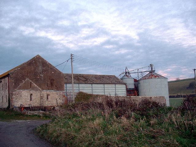 Burpham High Barn