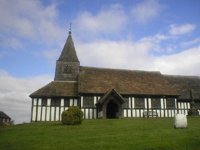 Church at Marton