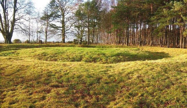 Kirkhill Roman watchtower