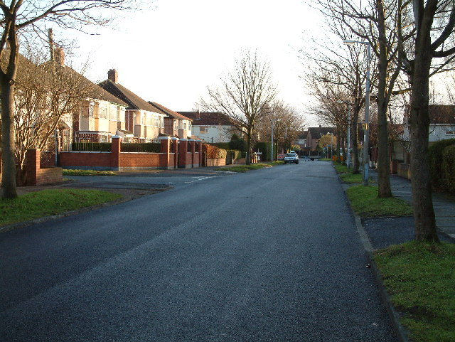 Old Racecourse Road