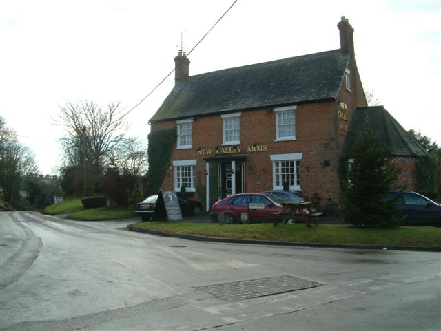 The New Calley Arms