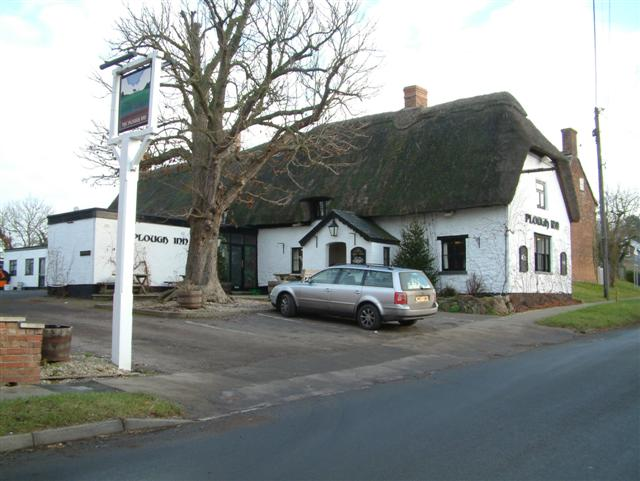 The Plough Inn, Wanborough