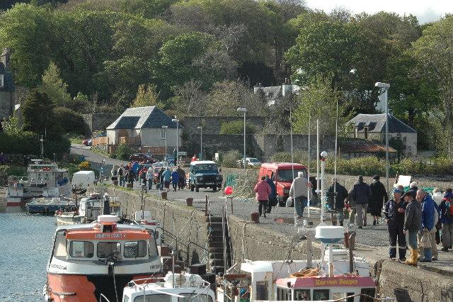 Broadford Pier