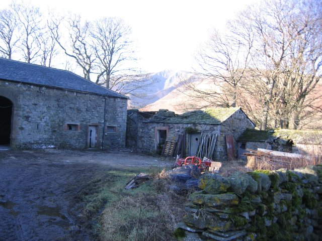 Wallthwaite Farm.