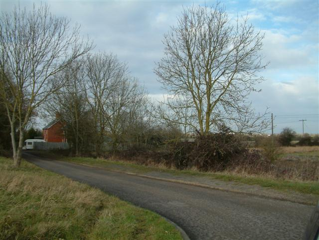 The Old Road to Nythe Farm
