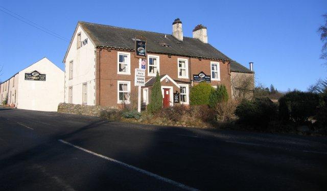 Troutbeck Inn.