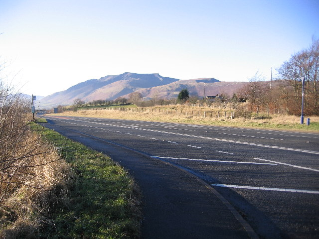 Troutbeck Junction on the A66.
