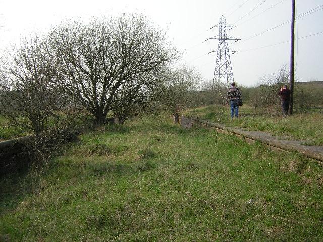 Staveley Works Station