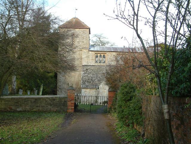 St, Swithun Church, Hinton Parva