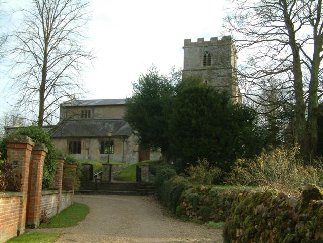 Church of the Blessed Virgin Mary, Bishopstone
