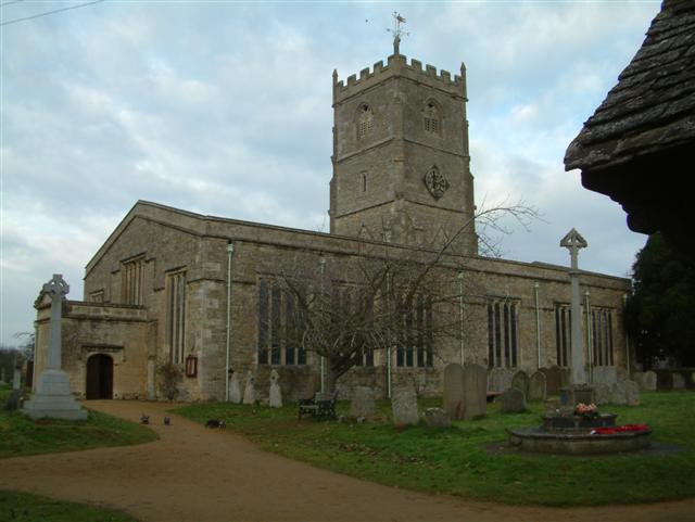St. Andrew's Church, Shrivenham