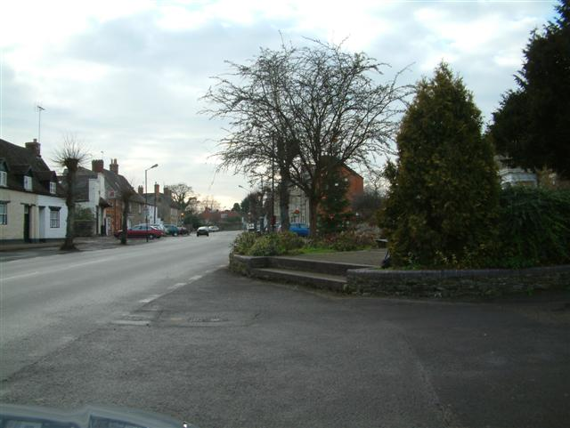 High  Street, Shrivenham