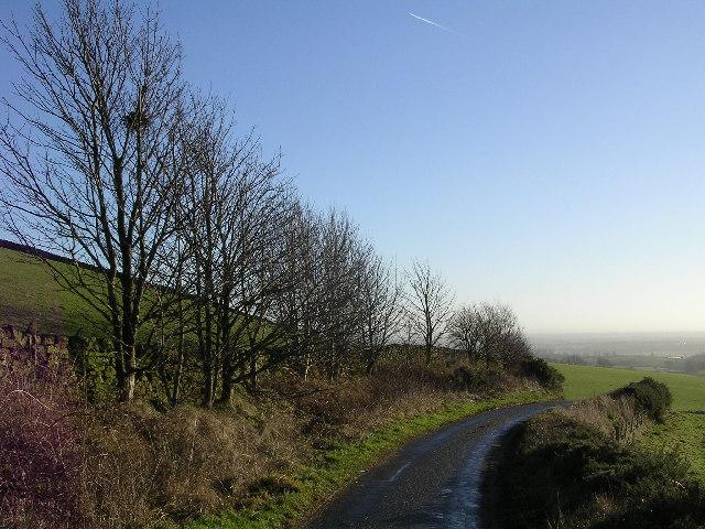 Country road, Blochairn