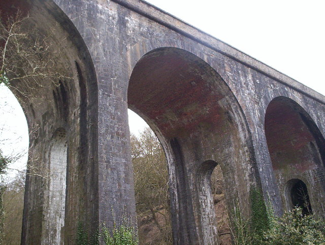 Pont Walby disused viaduct