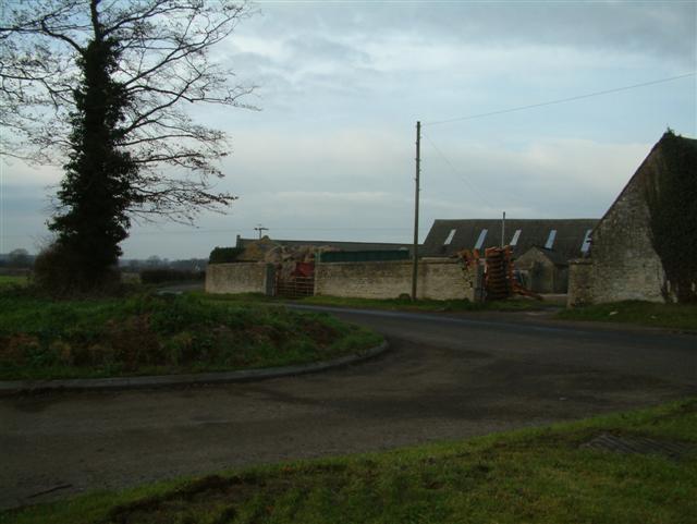 Grange Farm, Bourton