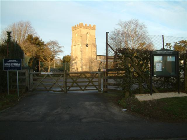 St. Nicholas' Church, Baydon
