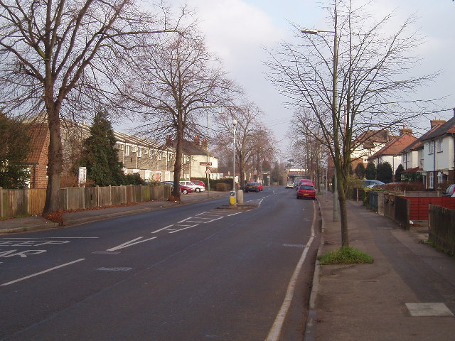 Molesey Road