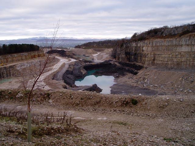 Holme Park Quarry C David Gruar Cc By Sa 20 Geograph Britain